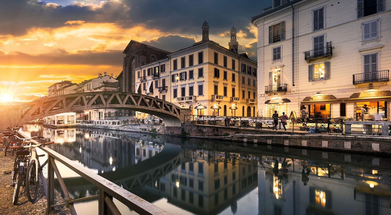 Hotel zona porta garibaldi milano holiday inn milan - Milano porta garibaldi station ...